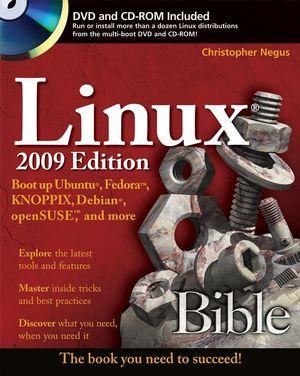 Linux Bible 2009